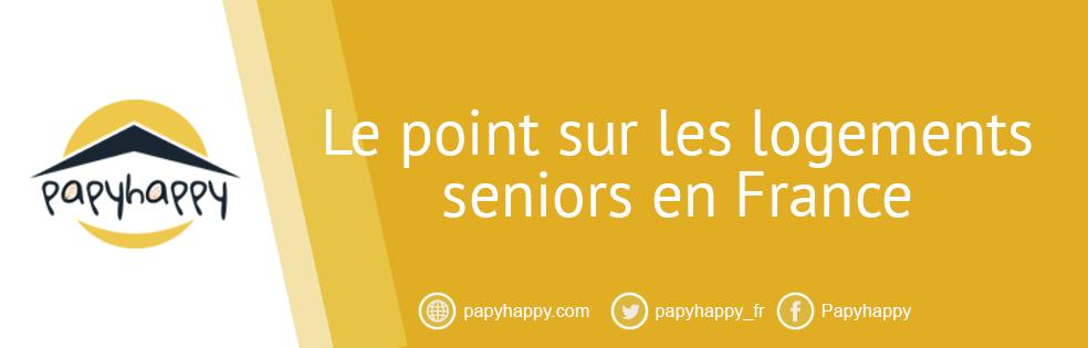 Le point sur les logements seniors en France