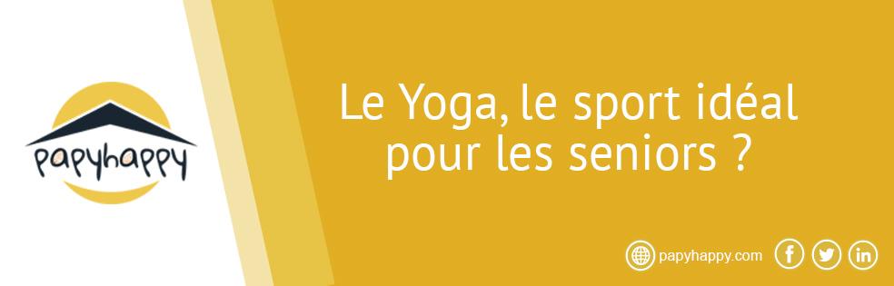 Le Yoga, le sport idéal pour les seniors ?