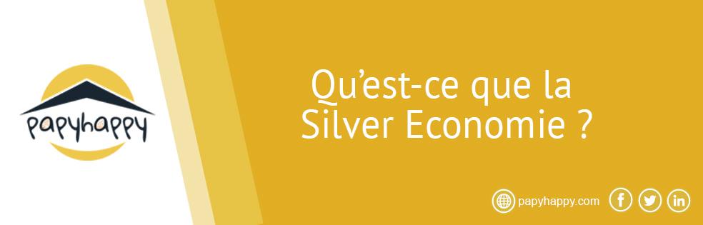 Qu'est-ce que la Silver Economie ?