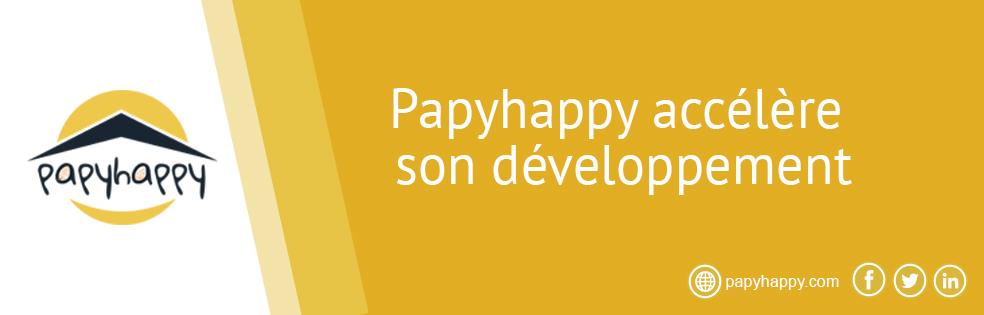 Papyhappy accélère son développement