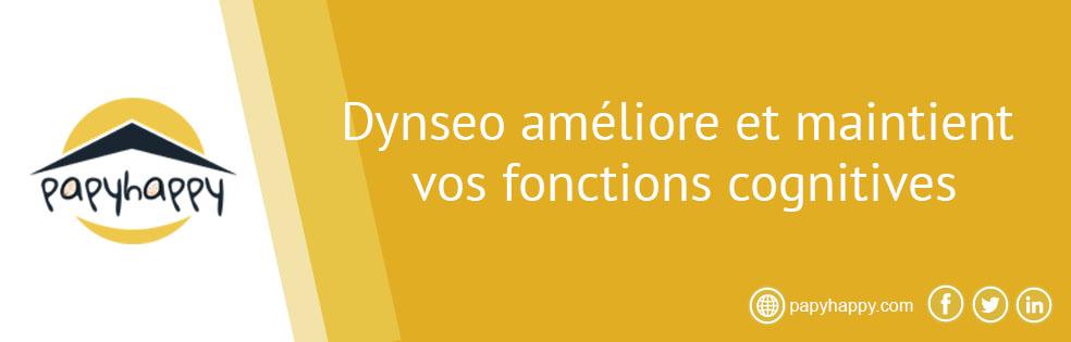 Dynseo améliore et maintient vos fonctions cognitives