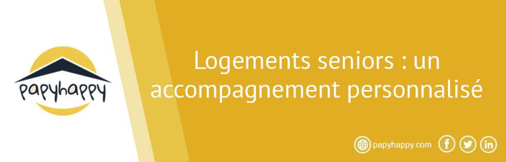 Logements seniors : un accompagnement personnalisé