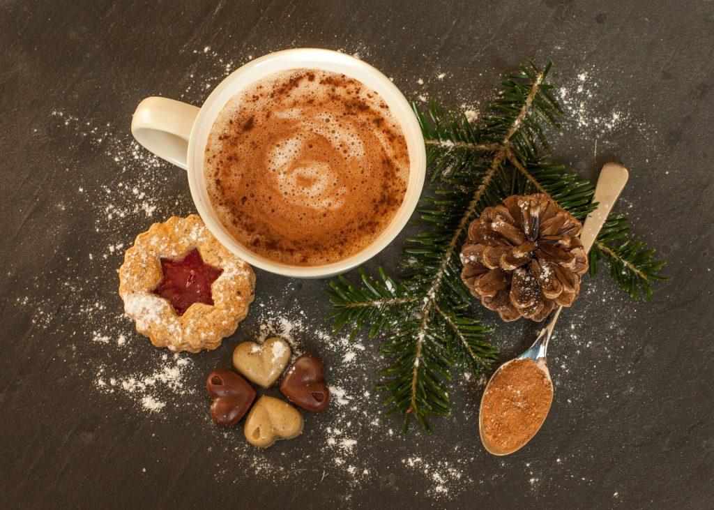 chocolat chaud ambiance de noël