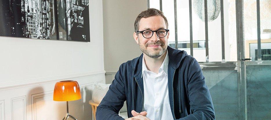 Matthieu Gerber, fondateur des opticiens mobiles