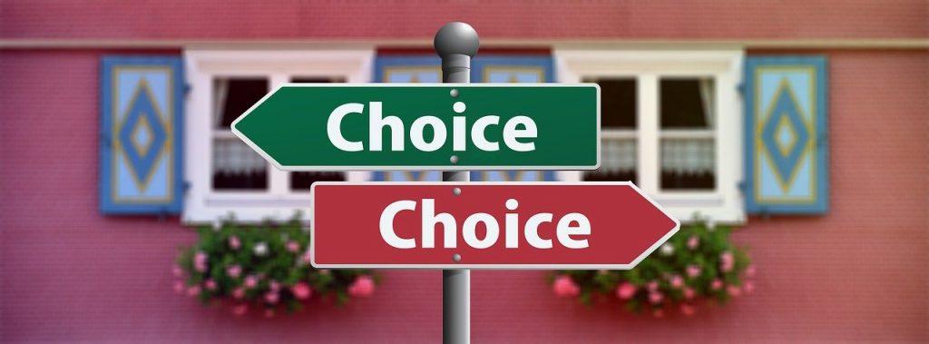 Faire son choix